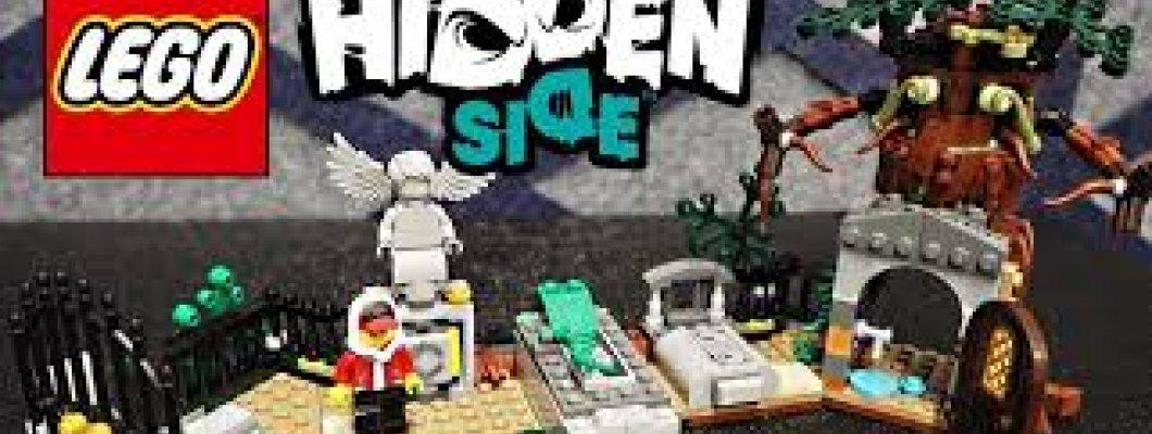 LEGO® Hidden Side™ – ново поколение игра