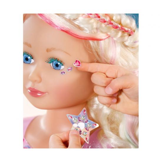 BABY Born - Глава за грим и прически