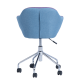 Офис кресло Carmen 2013 - лилаво-син